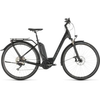 CUBE TOURING HYBRID Exc 500 Easy Entry Női Elektromos Trekking Kerékpár 2019 - Több színben