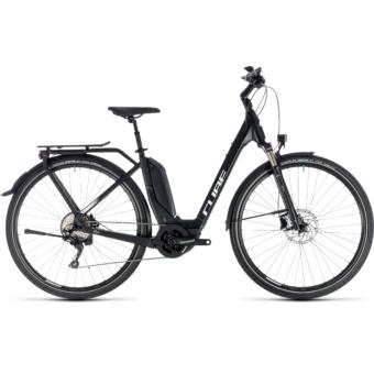 CUBE TOURING HYBRID PRO 400 Easy Entry Női Elektromos Trekking Kerékpár 2018
