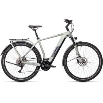 CUBE KATHMANDU HYBRID PRO 500 lunar´n´grey Férfi Elektromos Trekking Kerékpár 2021