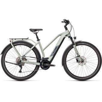 CUBE KATHMANDU HYBRID PRO 625 TRAPÉZ lunar´n´grey Női Elektromos Trekking Kerékpár 2021