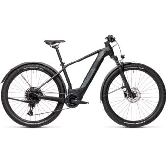 CUBE REACTION HYBRID PRO 500 ALLROAD black´n´grey Férfi Elektromos MTB Kerékpár 2021