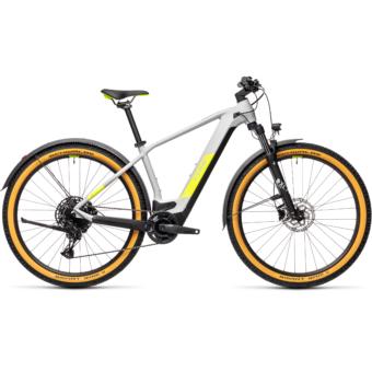 CUBE REACTION HYBRID PRO 500 ALLROAD grey´n´yellow Férfi Elektromos MTB Kerékpár 2021