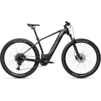 CUBE REACTION HYBRID PRO 500 black´n´grey Férfi Elektromos MTB Kerékpár 2021