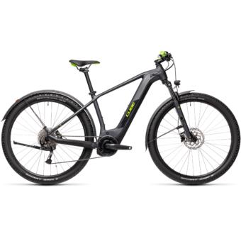 Cube Reaction Hybrid Performance 625 ALLROAD iridium´n´green Férfi Elektromos MTB Kerékpár 2021