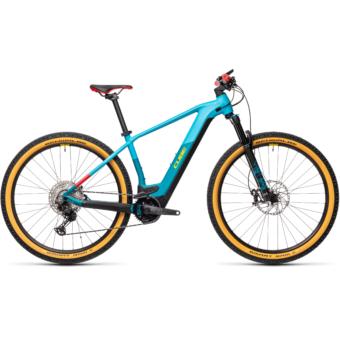 Cube Reaction Hybrid SLT 625 29 petrol´n´peach Férfi Elektromos MTB Kerékpár 2021
