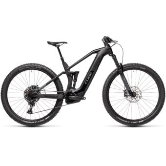 Cube Stereo Hybrid 140 HPC RACE 625 black´n´grey Férfi Elektromos Összteleszkópos MTB Kerékpár 2021
