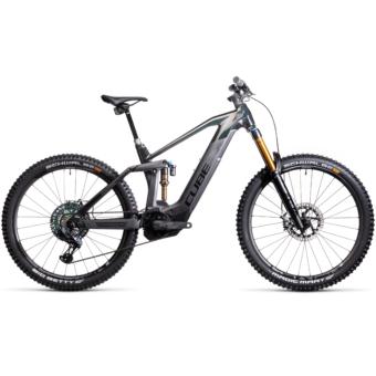 Cube Stereo Hybrid 160 C:62 SLT 625 27,5 KIOX Férfi Elektromos Összteleszkópos MTB Kerékpár 2021