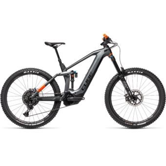 Cube Stereo Hybrid 160 HPC TM 625 27,5 Férfi Elektromos Összteleszkópos MTB Kerékpár 2021