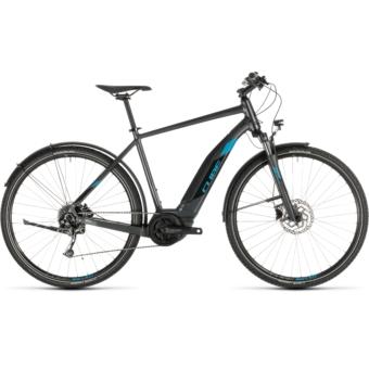 CUBE  CROSS HYBRID ONE 500 Allroad Férfi Elektromos Trekking Kerékpár 2019