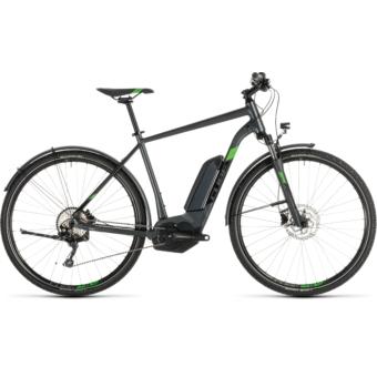 CUBE  CROSS HYBRID Pro 500 Allroad Férfi Elektromos Cross Trekking Kerékpár 2019 - Több Színben
