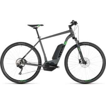 CUBE  CROSS HYBRID Pro 500 Férfi Elektromos Cross Trekking Kerékpár 2019 - Több Színben