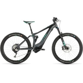 CUBE  STING HYBRID 140 SL 500 27.5 Női Elektromos Összteleszkópos MTB Kerékpár 2019