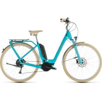 CUBE ELLY RIDE HYBRID 500 Női Elektromos Városi Kerékpár 2019 - Több Színben