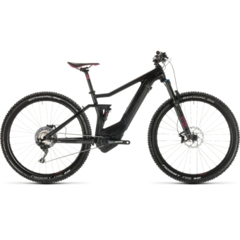 CUBE STING HYBRID 120 HPC SL 500 27,5 Női Elektromos Összteleszkópos MTB Kerékpár 2019