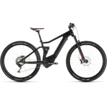 CUBE STING HYBRID 120 HPC SL 500 29 Női Elektromos Összteleszkópos MTB Kerékpár 2019