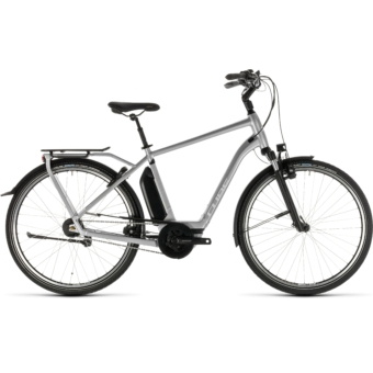 CUBE TOWN HYBRID SL 500 Férfi Elektromos Városi Kerékpár 2019