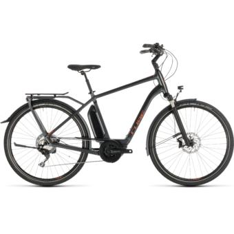 CUBE TOWN SPORT HYBRID Exc 500 Férfi Elektromos Városi Kerékpár 2019 - Több Színben