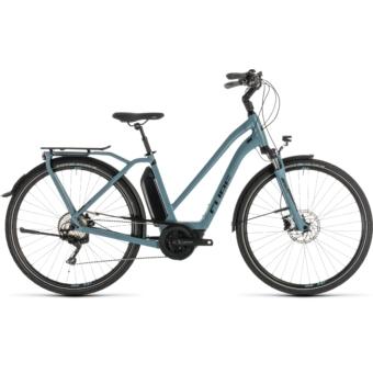 CUBE TOWN SPORT HYBRID Pro 500 Trapeze Női Elektromos Városi Kerékpár 2019 - Több Színben