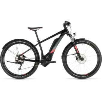 CUBE ACCESS HYBRID Pro 500 Allroad 29 Női Elektromos MTB Kerékpár 2019