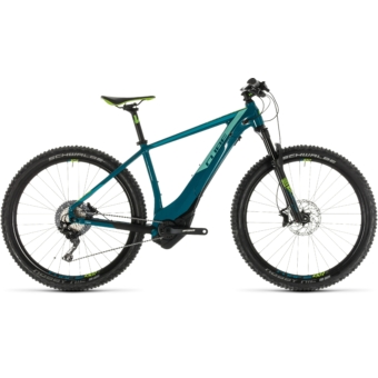 CUBE ACCESS HYBRID SL 500 27,5 Női Elektromos MTB Kerékpár 2019 - Több Színben