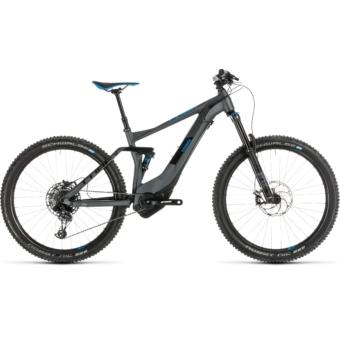 CUBE  STEREO HYBRID 140 Race 500 27.5 Férfi Elektromos Összteleszkópos MTB Kerékpár 2019 - Több Színben