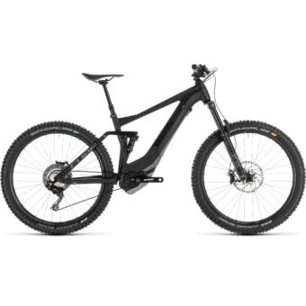 CUBE  STEREO HYBRID 140 SL 500 27.5 Férfi Elektromos Összteleszkópos MTB Kerékpár 2019 - Több Színben