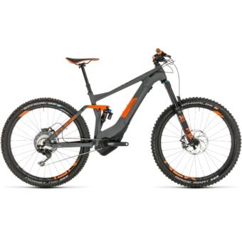 CUBE  STEREO HYBRID 140 TM 500 27.5 Férfi Elektromos Összteleszkópos MTB Kerékpár 2019
