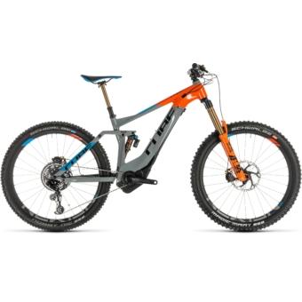 CUBE  STEREO HYBRID 160 Action Team 500 27.5 Férfi Elektromos Összteleszkópos MTB Kerékpár 2019