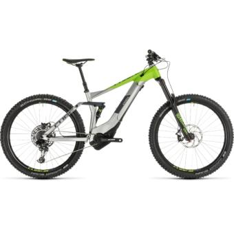 CUBE  STEREO HYBRID 160 Race 500 27.5 Férfi Elektromos Összteleszkópos MTB Kerékpár 2019