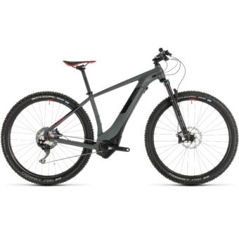 CUBE REACTION HYBRID SLT 500 27,5 Férfi Elektromos MTB Kerékpár 2019 - Több Színben