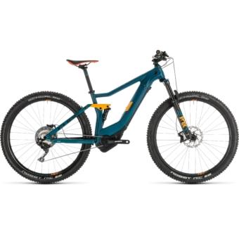 CUBE STEREO HYBRID 120 HPC SL 500 29 Férfi Elektromos Összteleszkópos MTB Kerékpár 2019 - Több Színben