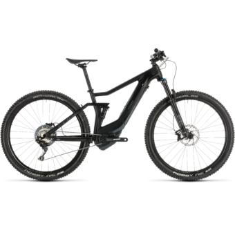 CUBE STEREO HYBRID 120 HPC SL 500 27,5 Férfi Elektromos Összteleszkópos MTB Kerékpár 2019 - Több Színben