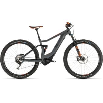 CUBE STEREO HYBRID 120 HPC TM 500 29 Férfi Elektromos Összteleszkópos MTB Kerékpár 2019