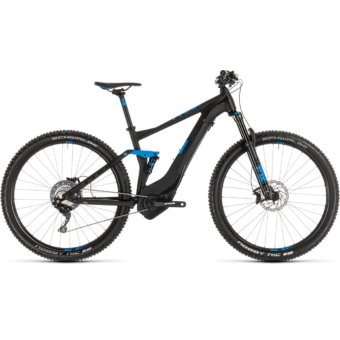 CUBE STEREO HYBRID 120 Race 500 27,5 Férfi Elektromos Összteleszkópos MTB Kerékpár 2019 - Több Színben