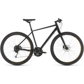 CUBE HYDE Férfi Fitnesz/Városi Kerékpár 2019
