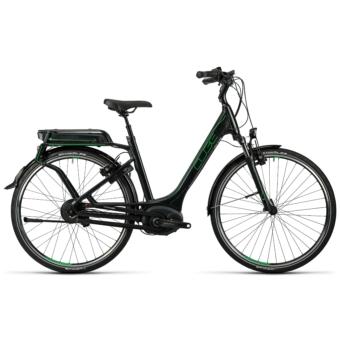 CUBE DELHI HYBRID PRO 500 Női Elektromos Kerékpár 2016