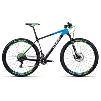 CUBE ELITE C:62 PRO 29 Férfi MTB Kerékpár 2016