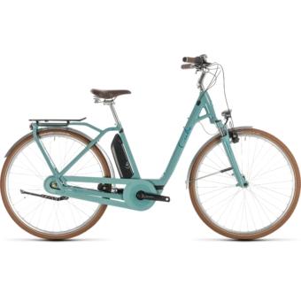 CUBE ELLY CRUISE HYBRID 400 Női Elektromos Városi Kerékpár 2019