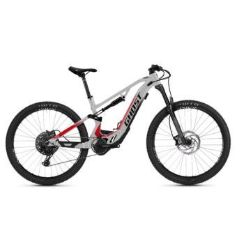 GHOST HYBRID ASX Base 130 Férfi Elektromos Összteleszkópos MTB Kerékpár 2021
