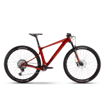 GHOST Lector Advanced Cherry Red / Dark Red Férfi MTB Kerékpár 2021