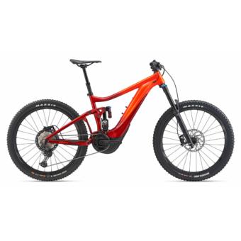 GIANT REIGN E+ 1 PRO Férfi Elektromos Összteleszkópos MTB Kerékpár 2020