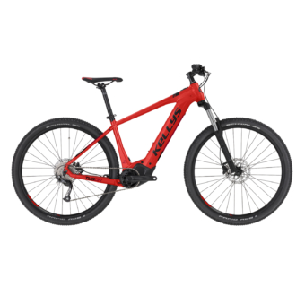 """KELLYS Tygon 10 Red 29"""" 630Wh 2021"""