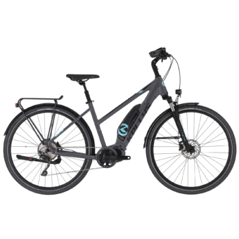 KELLYS E-CRISTY 70 Női Elektromos Trekking Kerékpár 2020