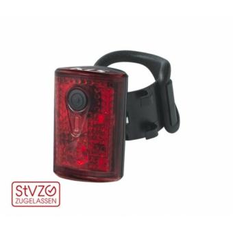 Tölthető hátsó lámpa KLS NIBIRU USB