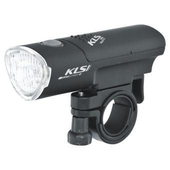 Első világítás KLS HUMBLE, fekete