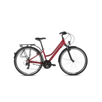 KROSS Trans 1.0 D ruby / black 2021
