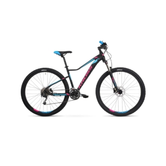 "KROSS Lea 8.0 29"" black / pink / blue 2021"
