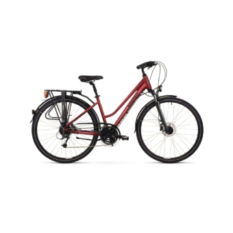 KROSS Trans 5.0 D ruby / black 2021