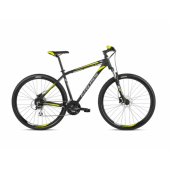 "KROSS Hexagon 5.0 29"" black / graphite / lime 2021"