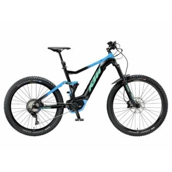 KTM MACINA KAPOHO 2974 Férfi Elektromos Összteleszkópos MTB Kerékpár 2019